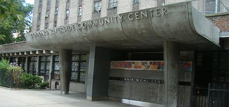 Goddard riverside community center